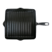 Litinová grilovací pánev hranatá 30 x 30 cm