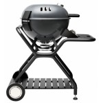 Plynový kotlový gril Outdoorchef ASCONA 570 G tmavě šedý
