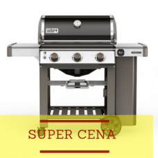 Weber Genesis II E-310 GBS Black (černý) BLACK FRIDAY